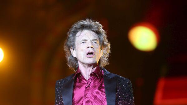 Mick Jagger, cantante de la banda The Rolling Stones - Sputnik Mundo