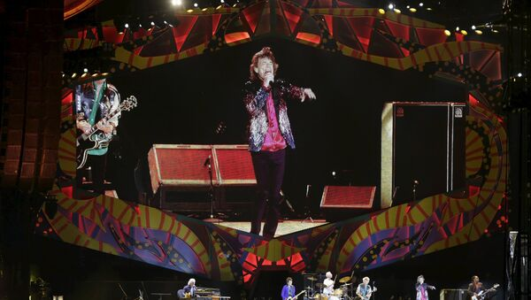 Los Rolling Stones en La Habana - Sputnik Mundo
