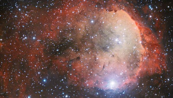 La nebulosa NGC 3324 - Sputnik Mundo