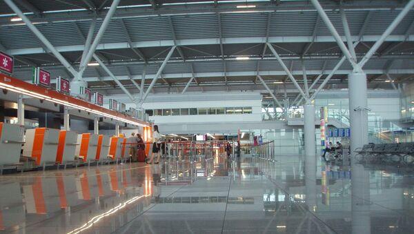 Aeropuerto en Polonia - Sputnik Mundo