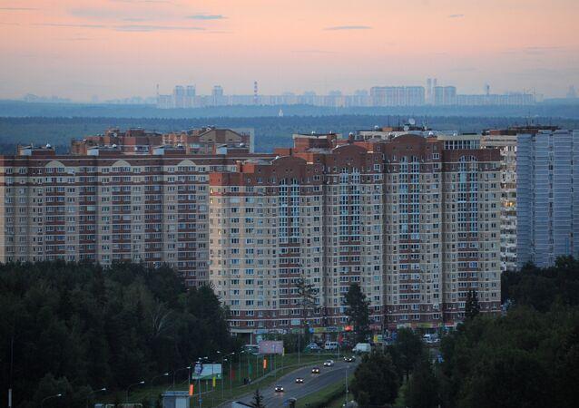 Tróitsk y Nueva Moscú