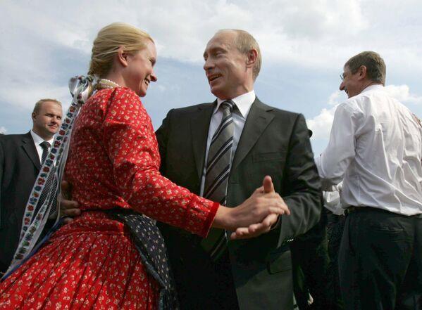 Los talentos ocultos de los líderes mundiales - Sputnik Mundo