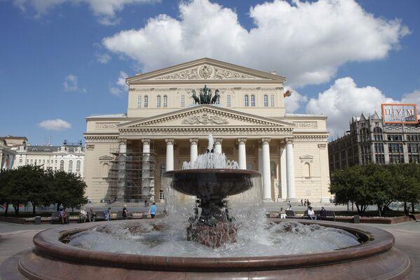 Teatro Bolshói: El eterno símbolo de Rusia - Sputnik Mundo