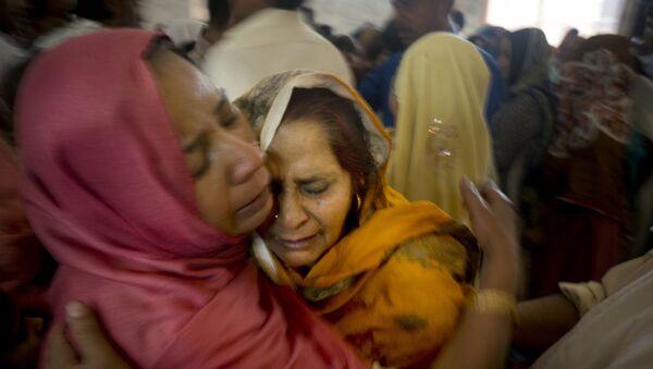 Mujeres cristianas de Pakistán - Sputnik Mundo
