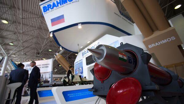 Misil de crucero supersónico BrahMos - Sputnik Mundo