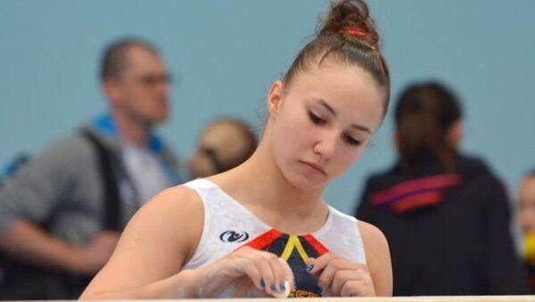 Roxana Popa, gimnasta española - Sputnik Mundo
