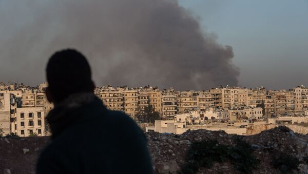 Ciudad siria de Alepo (archivo) - Sputnik Mundo