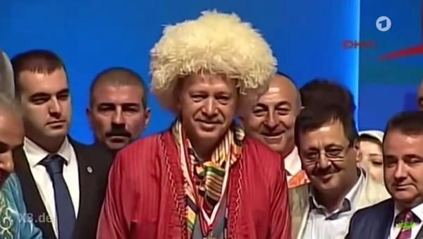 """Medios alemanes se burlan del deseo de Erdogan de vivir """"a lo grande"""" - Sputnik Mundo"""