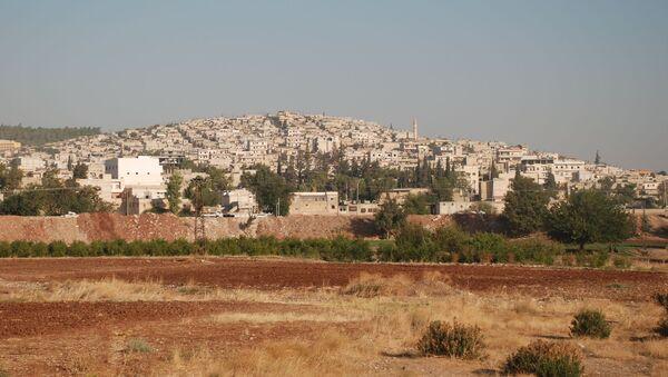 Ciudad siria de Afrin - Sputnik Mundo