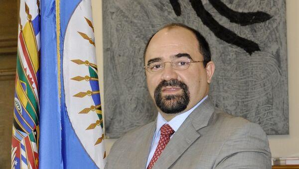 Emilio Alvarez Icaza Longoria, Secretario Ejecutivo de la CIDH - Sputnik Mundo