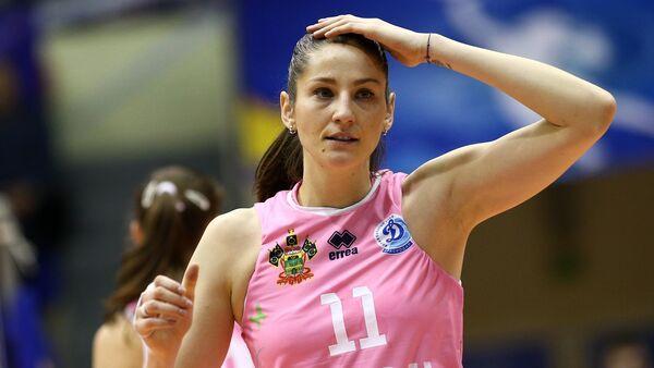 Tatiana Kósheleva, voleibolista rusa - Sputnik Mundo