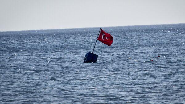 Bandera de Turquía - Sputnik Mundo