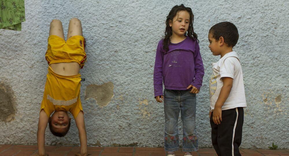 Los niños de Uruguay