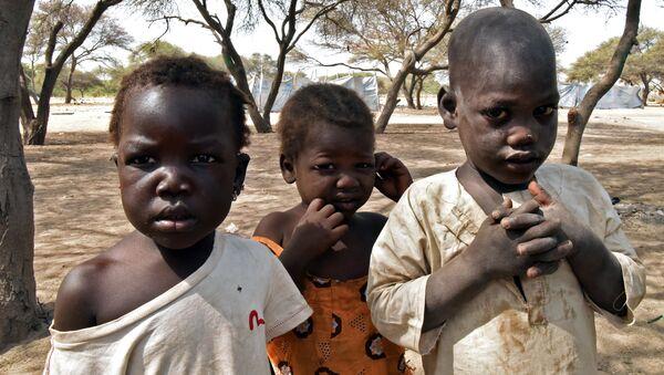 Niños nigerianos (archivo) - Sputnik Mundo