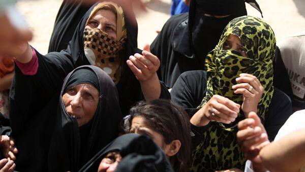 Mujeres iraquíes (Archivo) - Sputnik Mundo