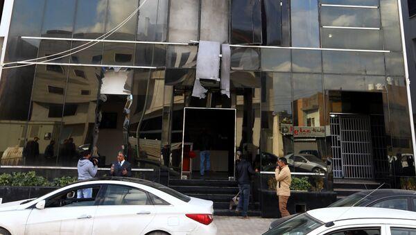 Sede del canal vía satélite Al Nabaa en Trípoli (archivo) - Sputnik Mundo