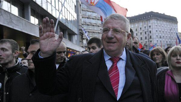 Vojislav Seselj, nacionalista serbio - Sputnik Mundo