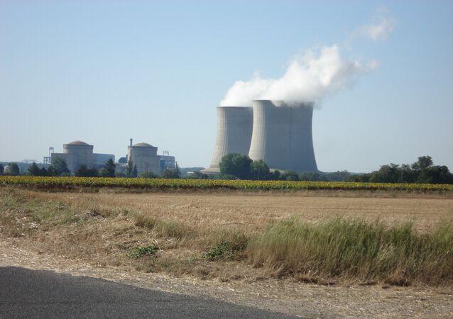 Central nuclear de Saint-Laurent, Francia