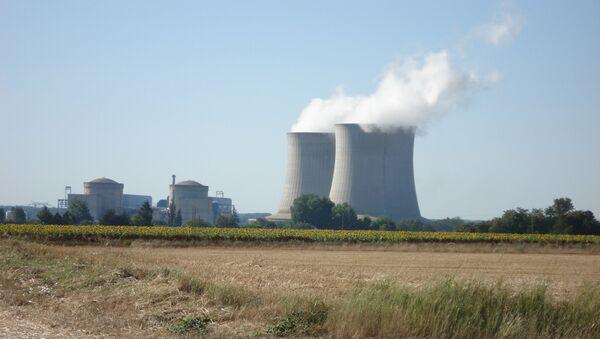Central nuclear de Saint-Laurent, Francia - Sputnik Mundo