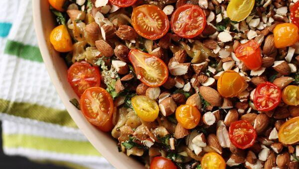 Comida vegetariana - Sputnik Mundo