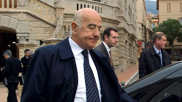 Joseph Safra, el banquero brasileño (archivo) - Sputnik Mundo