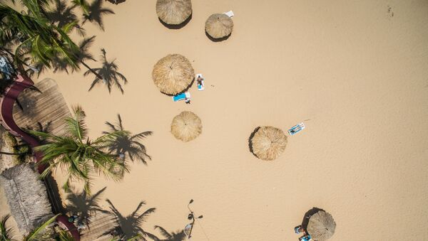 Playa en Venezuela - Sputnik Mundo