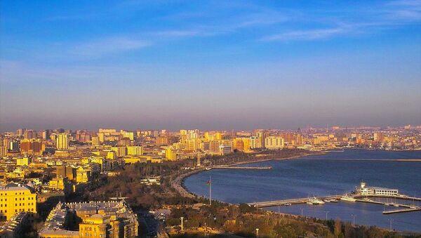 Bakú, Azerbaiyán - Sputnik Mundo