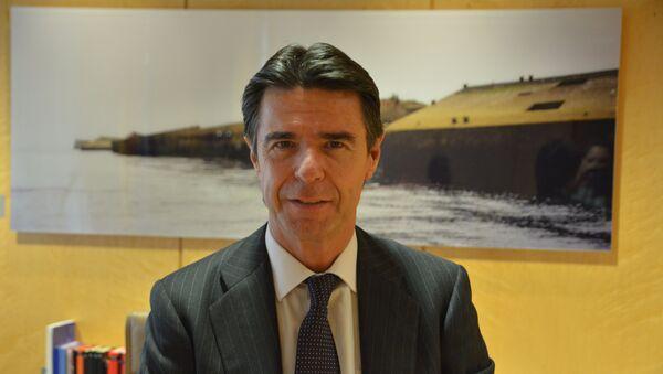 José Manuel Soria - Sputnik Mundo