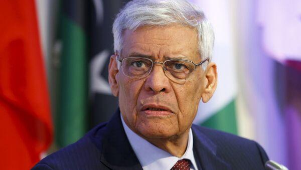 Abdalá el Badri, el secretario general de la OPEP - Sputnik Mundo