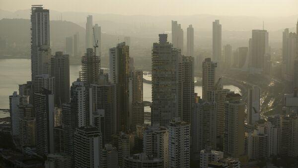La Ciudad de Panamá, archivo - Sputnik Mundo