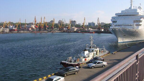 Puerto de Odesa (archivo) - Sputnik Mundo
