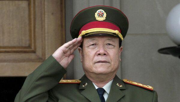 Guo Boxiong (archivo) - Sputnik Mundo