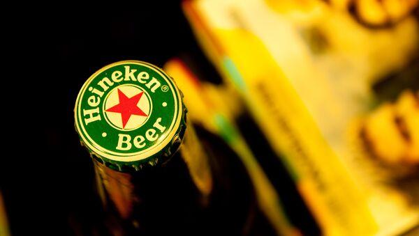 Lódo de Heineken - Sputnik Mundo