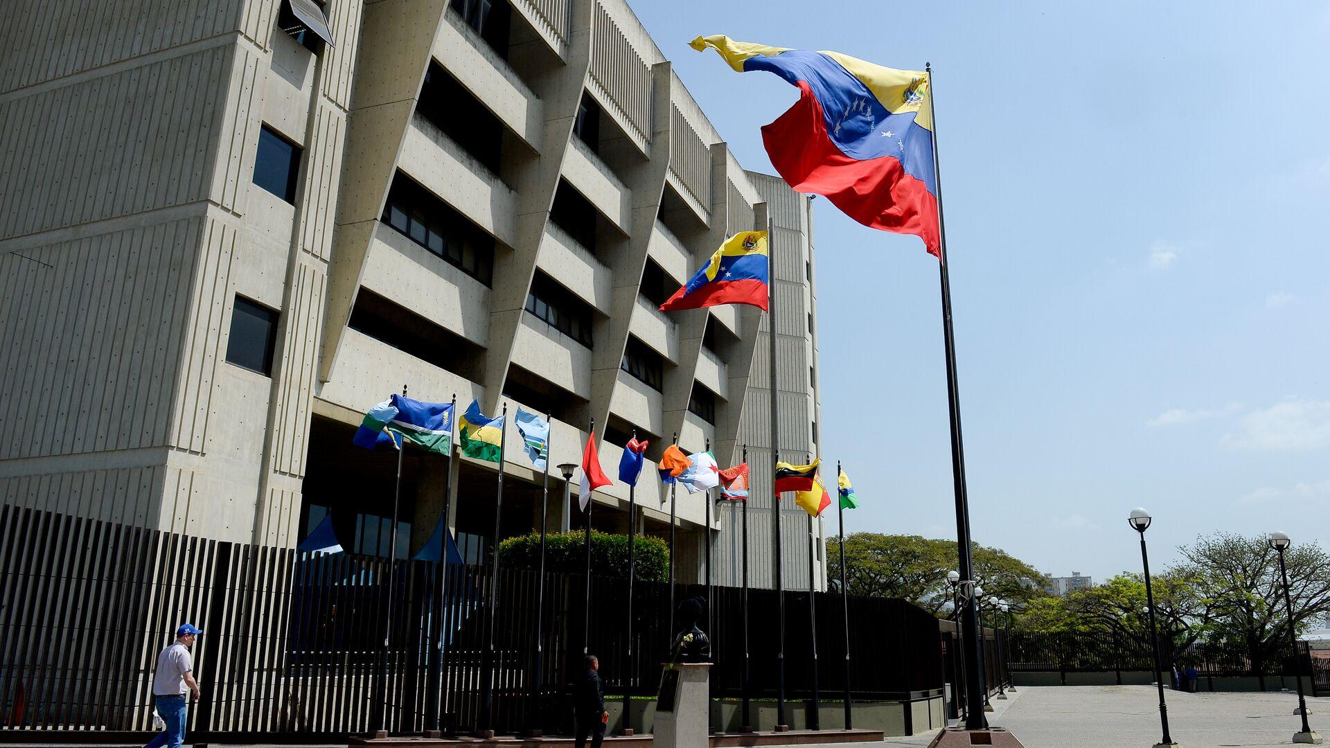 Tribunal Supremo de Justicia de Venezuela - Sputnik Mundo, 1920, 14.01.2021