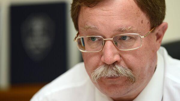 Iliá Rogachov, jefe del departamento de Nuevos Retos y Amenazas - Sputnik Mundo