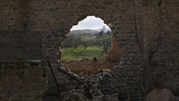 Situación en Nagorno Karabaj - Sputnik Mundo
