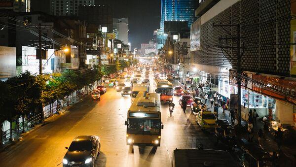 Tráfico en Bangkok - Sputnik Mundo