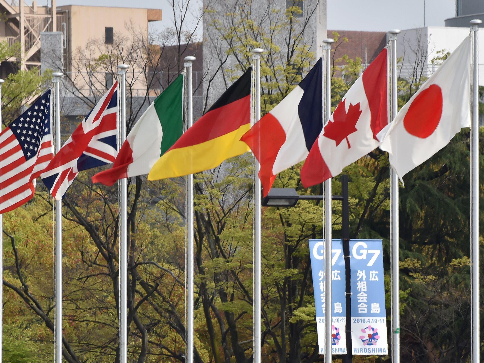 G7 se compromete a suspender pago de deuda de países más pobres afectados  por COVID-19 - 03.06.2020, Sputnik Mundo