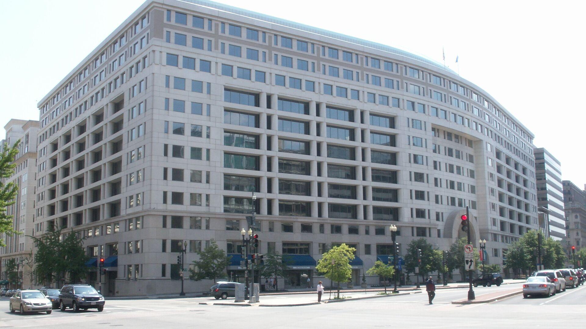 Sede del Banco Interamericano de Desarrollo - Sputnik Mundo, 1920, 03.06.2021