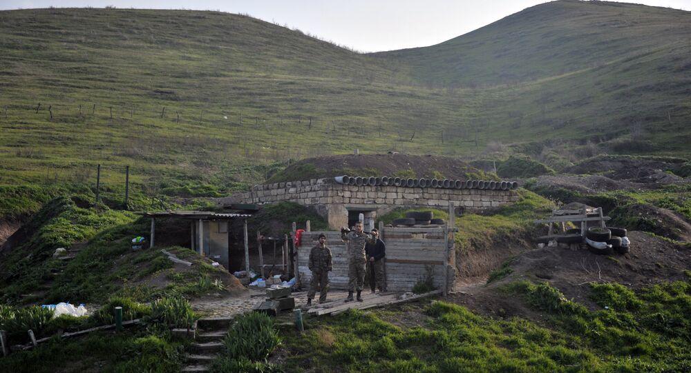 Situación en Nagorno Karabaj