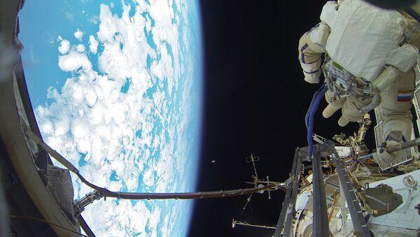 Cosmonautas de Rusia - Sputnik Mundo