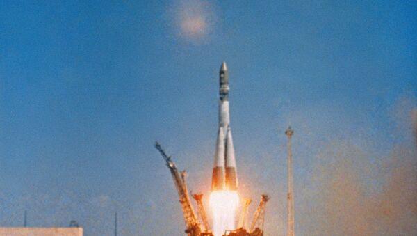 El lanzamiento de la nave espacial Vostok-1 - Sputnik Mundo
