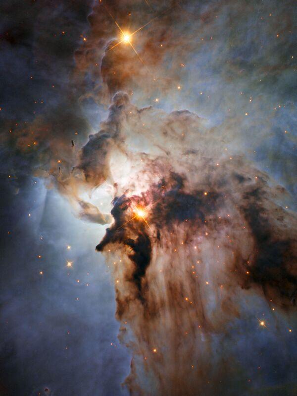 Raras estrellas, misteriosas galaxias y otras maravillas cósmicas - Sputnik Mundo