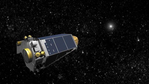 Nave espacial Kepler  - Sputnik Mundo