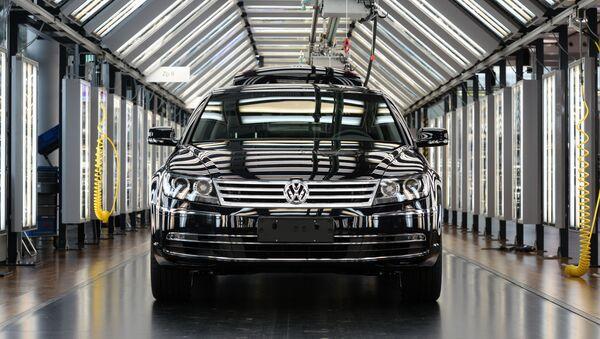 Volkswagen «Phaeton» - Sputnik Mundo
