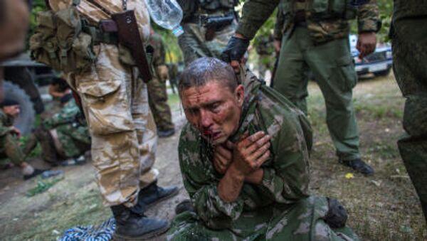 Dos años desde el inicio de la operación militar en el este de Ucrania - Sputnik Mundo