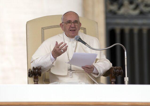 El discurso de Papá Francisco en Vaticano