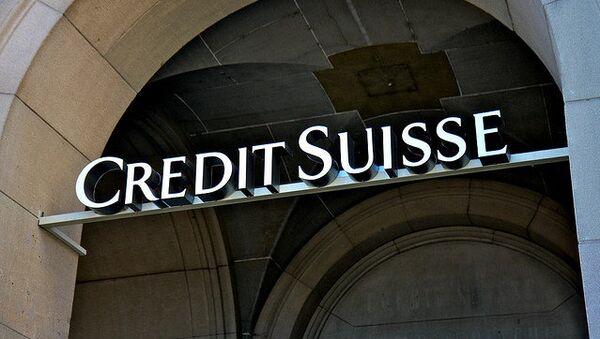 Credit Suisse - Sputnik Mundo