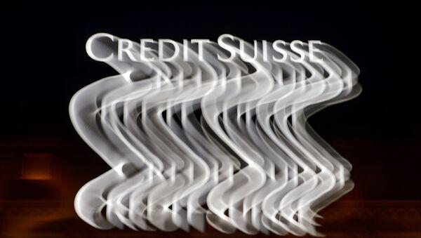 Bank der Schweiz – Credit Suisse - Sputnik Mundo