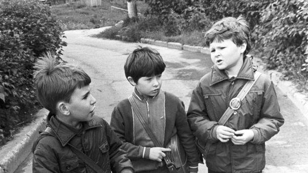 Niños (Archivo) - Sputnik Mundo
